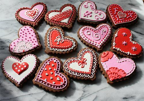 Рецепты печенья готовят дети 35