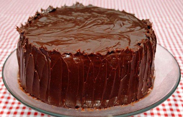 Шоколадно торти рецепти з фото
